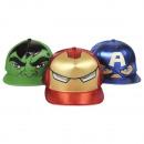 mayorista Artículos con licencia: Caps premium  Tamaño 56-58 3 surtidos Avengers