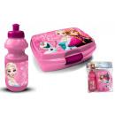 Lunchbox avec bouteille Disney frozen