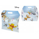 Gift Bag Pouch 40x39cm Pooh Christmas