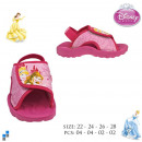 ingrosso Prodotti con Licenza (Licensing): sandali scarpe  estive di EVA  Princess taglia ...