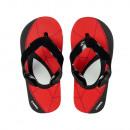 ingrosso Prodotti con Licenza (Licensing): Flip flop formato  26-36 allineati Marvel Spiderman