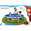 Piscine gonflable Ø152cm 317 L Angry Birds