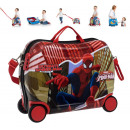Reisekoffer / Koffer Trolley Marvel Spiderman ABS