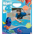 Outdoor stencil  set with chalk Finding Dory