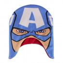 Premium Wintermütze 52-54cm Captain America