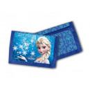 Satin Geldbeutel 24x12cm Disney Frozen