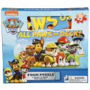 wholesale Licensed Products: Foam Puzzle 25 pieces Paw Patrol