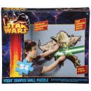 Wandpuzzle Puzzle 109x48cm leuchtend Star Wars