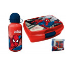 wholesale Bicycles & Accessories: Lunch box with  aluminum water bottle Spiderman