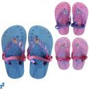 Flip flops 3 taille assortie 27-34 frozen