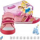 ingrosso Prodotti con Licenza (Licensing): dimensioni scarpe  di tela. 23-30 ordinate Disney P