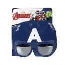 lunettes de soleil Premium / Mask Captain America