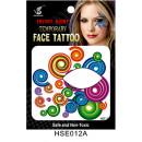 ingrosso Piercing/Tattoo: occhio tatuaggio  temporaneo  Shadow  # 14