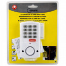 wholesale Security & Surveillance Systems: Alarm detection  security code 11.5cm blan