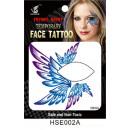 Großhandel Piercing / Tattoo: temporäre  Tätowierung Auge  Schatten  # 23