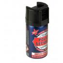 Gas canister aerosol defense