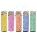 wholesale Lighters: Rechargeable  Electronic Lighter  Rhinestone Pearl
