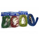 wholesale Garden & DIY store: Lashing strap 2  hooks 1m60 assorted colors