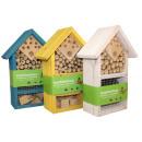 grossiste Autre: Natura hôtel pour  insectes bois 25cm assortis