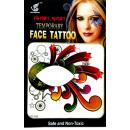 Großhandel Piercing / Tattoo: temporäre  Tätowierung Auge  Schatten  # 9