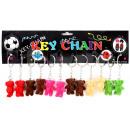 Key Pooh 3cm assorted colors