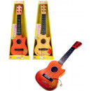 wholesale Music Instruments: wooden guitar 55cm assorted colors