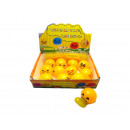 groothandel Kindermeubilair: Pulp slijm Smiley geel Ø 6cm