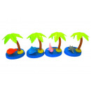 11cm solar dancing figurine palm