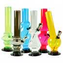 Bang transparent  acrylic 21cm assorted colors