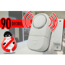 Mini alarm detection doors and windows 90db