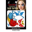 ingrosso Piercing/Tattoo: occhio tatuaggio  temporaneo  Shadow  # 10
