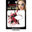 Großhandel Piercing / Tattoo: temporäre  Tätowierung Auge  Schatten  # 21
