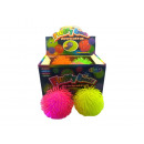 Fluffy LED ball Ø 15cm assorted colors