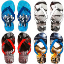 Star Wars flops child assorted sizes and styles