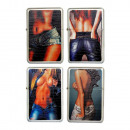 wholesale Lighters: Petrol Lighter   Sexy Girl  3D assorted models