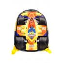 groothandel Rugzakken: nylon backpack  Raceauto  36cm