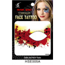grossiste Piercing / Tatouage: Tatouage  temporaire œil  Shadow  #20