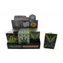 groothandel Food producten: ABS pakje  sigaretten case  Rasta  # 2 modellen