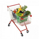 Set of 2 shopping bags to cart 36cm