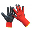 Pair of work gloves