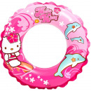 wholesale Garden playground equipment: Rubber Ring   Intex  Ø 51cm hello kitty pink