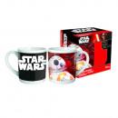 wholesale Business Equipment: Star Wars mug ceramic BB8 32cl