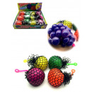 wholesale Outdoor Toys: Stress ball   Squash Ball  Ø 7cm assorted