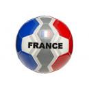 Fußball-Leder Art  und Weise   Frankreich  ...