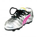 Moneybox soccer shoe 17cm ceramic