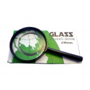 wholesale Glasses: Loupe black 9cm x 3 diopter
