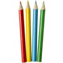 Set of 4 crayons