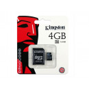 groothandel Auto's & Quads: kingston 4gb micro  sd adapter Class 4 geheugen