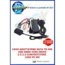 groothandel Auto's & Quads: CABLE ADAPTER USB  TO SATA IDE HARDE SCHIJF 2.