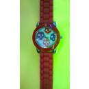 Großhandel Schmuck & Uhren: Uhrsilikon Schädel  japan Gruppe Tesla 001